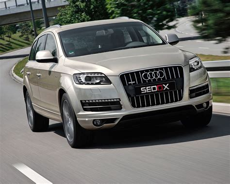 Audi Sq5 Remap by Sedox Performance Ecu Power And Eco Remaps For Audi Q7 4l