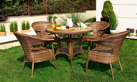 garden furniture st lucia rattan garden lounge set from 19999 in garden