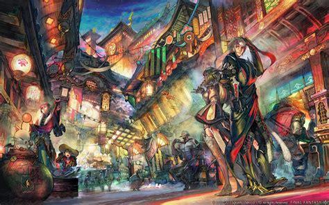 Kaset Pc Original Xiv Stormblood Xiv Stormblood Still Has The Best Screenshots In Gaming