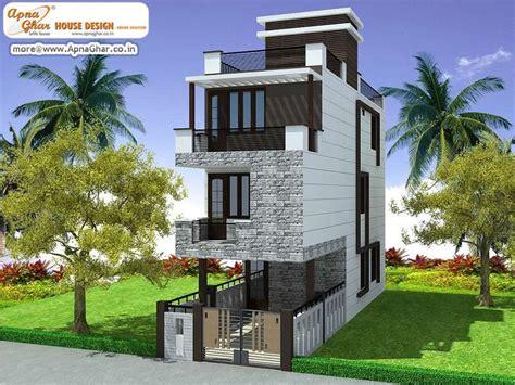3 floor house design 68 best triplex house design images on pinterest free