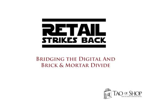 Brick And Mortar Schools With Mba by Omni Channel Retail Bridging The Digital And Brick