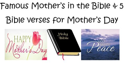 mothers day bible verse mother s day family finds
