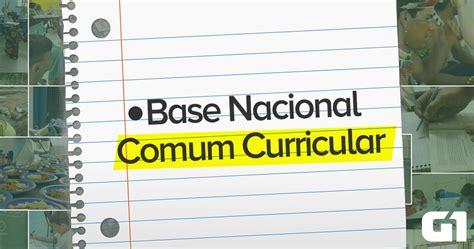 base nacional comum curricular bncc dos ensinos infantil e fundamental 233 aprovada educa 231 227 o