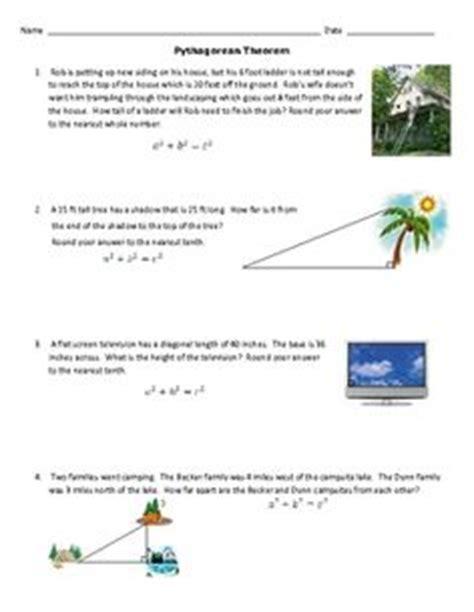 grade 9 math pythagorean theorem worksheets the