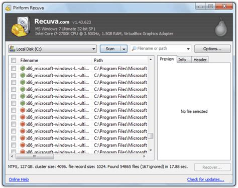 Ccleaner Undelete | top 10 free data recovery software raymond cc