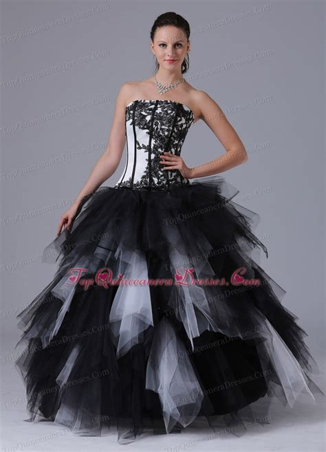 black sweet pics for gt black and red sweet 16 dresses