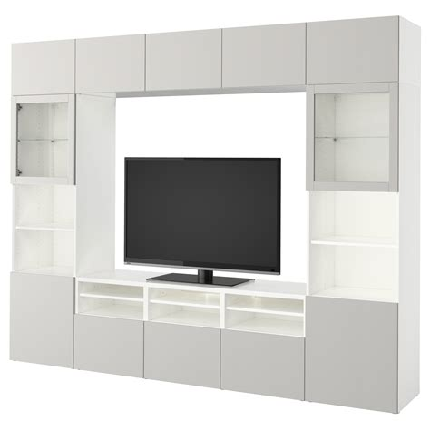 ikea besta glass doors best 197 tv storage combination glass doors white lappviken