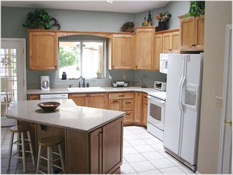 Galley Kitchen Island Guides To Apply L Shaped Kitchen Island For All Size