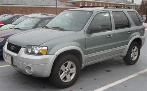 free download parts manuals 2007 ford escape lane departure warning ford escape hybrid 2004 2007 service repair manual download manua