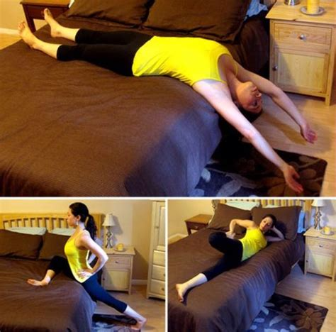 anxiety before bed stretching before bed can relieve stress trusper