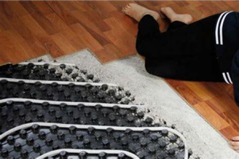 riscaldamento a pavimento pregi e difetti mobili lavelli raffrescamento a pavimento pro e contro