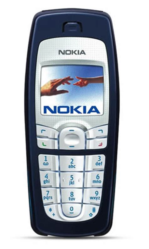 nokia  navy blue durable unlocked gsm phone