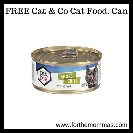 Cat Co Food kmart free cat co cat food can