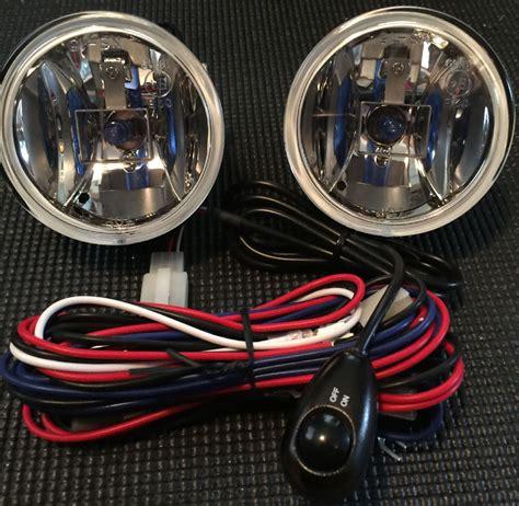 universal round fog lights 99 04 mustang fog light wiring harness 38 wiring diagram