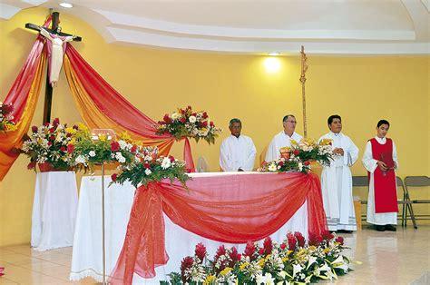 arreglo del templo para la celebracion de unm jes 250 s sumo y eterno sacerdote semanario fides