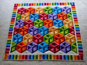 colorful quilts time to create colorful cubes quilt