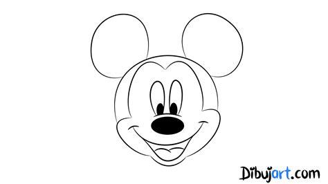 dibujos de mickey mouse para colorear en linea gratis disney c 243 mo dibujar a mickey mouse paso a paso dibujart com