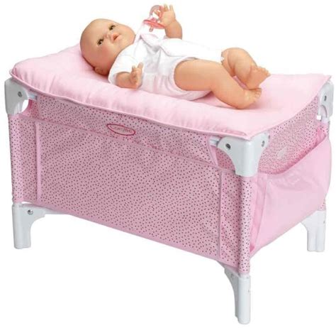 Cribs For Baby Dolls Les Classiques Doll Accessories Baby Doll Cribs