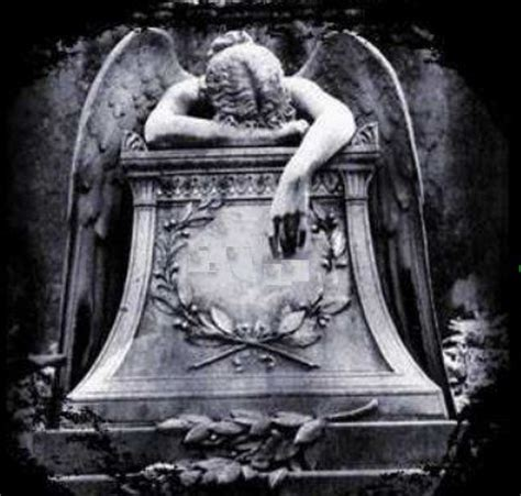 tattoo angel of grief angel of grief statue cool places pinterest
