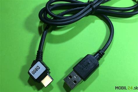 Kabel Usb Mobil dob 237 jac 237 usb k 225 bel samsung d800 z400 mobil24 sk