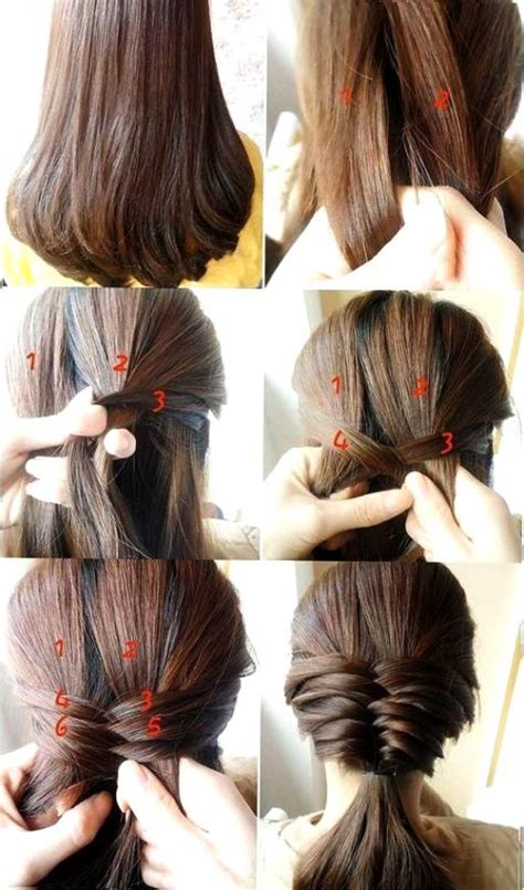 hair style how to make puff hairstyle at home without hairspray