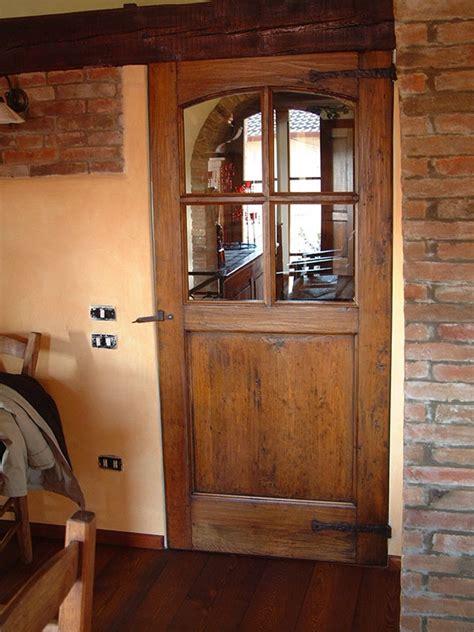 porte rustiche per interni porte e portoni artigianali per interni falegnameria