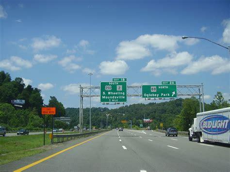5 Year Mba Wheeling Wv by File Interstate 70 Near Wheeling West Virginia Jpg