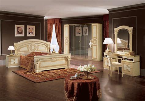 aida bed camel collection   italy nova interiors
