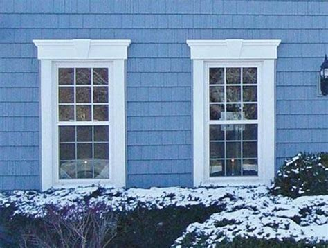 home windows outside design 10 exterior window trim ideas for home aesthetic