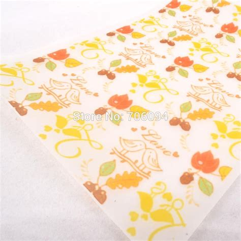 printable soap wrapping paper 200pcs 15 21cm handmade soap wrapping paper gift wrappers