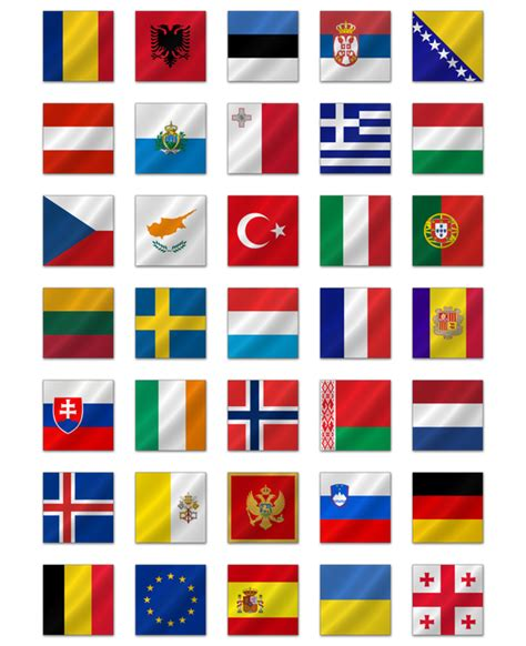 Free Search Europe European Flags 48 Free Icons Icon Search Engine