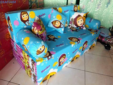 Sofa Bed Ekafoam sofabed inoac motif anak 23 10 2014 agen resmi kasur busa inoac inoac ekafoam