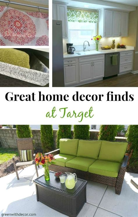 target home design inc green with decor great home decor finds at target