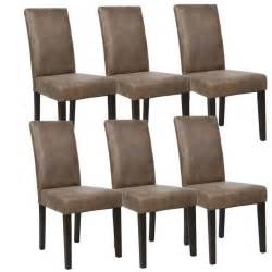 cdiscount chaises salle a 28 images 4 chaises