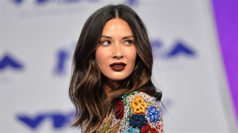 mun hair mun hair olivia munn had to pay for her own hair makeup and