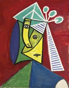Colors And Their Moods color with unconventional art schemes including picasso