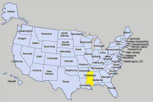maps usa map mississippi