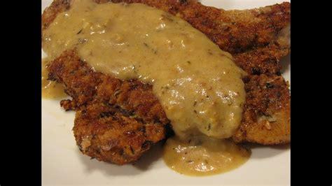 schnitzel recipe chicken fried pork chops  mustard