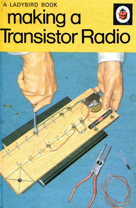 transistor book books you should read a transistor radio hackaday