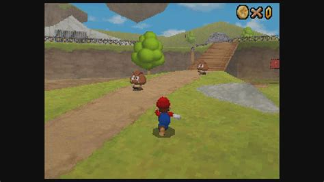 Shiny Review Mario 64 For The Ds by Mario 64 Ds Review Postard