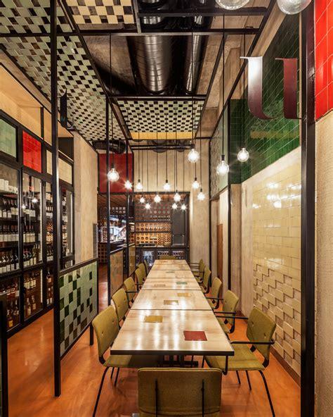 designboom restaurant el equipo creativo adorns disfrutar restaurant with
