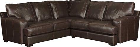 Jackson Barrington Leather Match Sectional Sofa Set A Jackson Leather Sofa