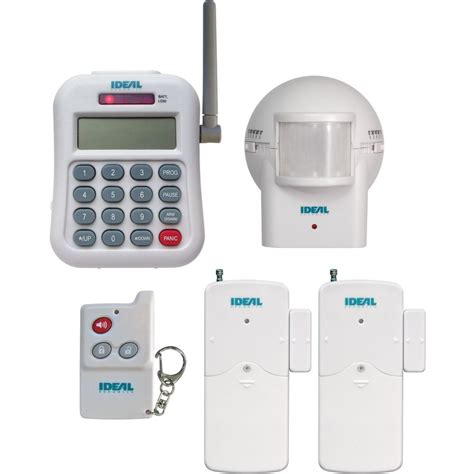 ideal security alarm center and telephone dialer the