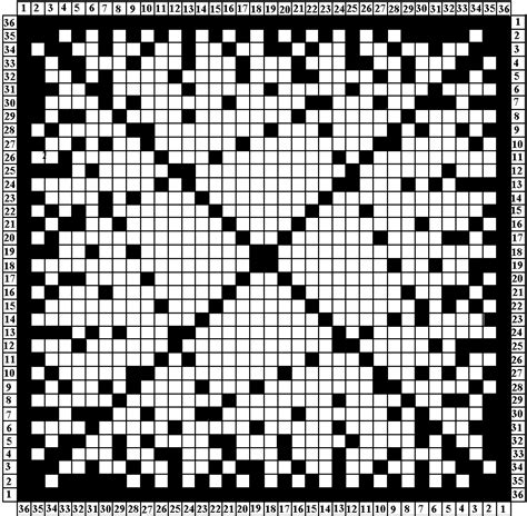 pattern grid square pattern design