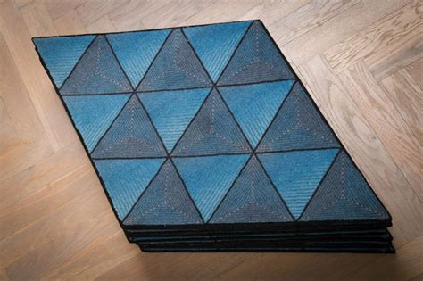 modular rug jizsaw modular rugs by ingrid k 252 lper as wall carpets