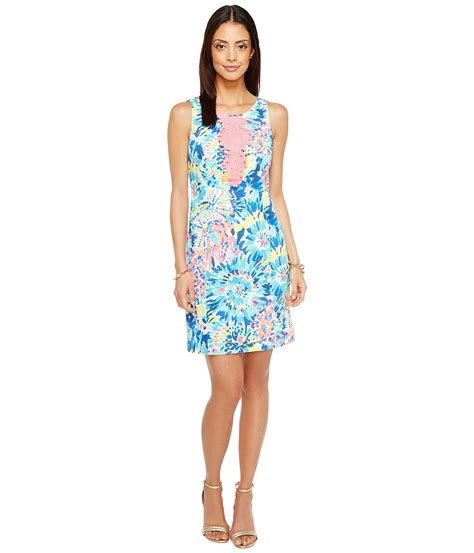 Dress Lilly etounes gt lilly pulitzer rosie shift dress multi in the