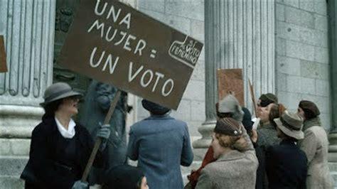 la mujer nueva 8422505401 en zona feminista 84 186 aniversario del voto femenino gracias clara coamor