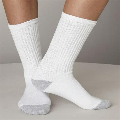 Crew Socks gildan gl650 boy s crew socks 6 pairs