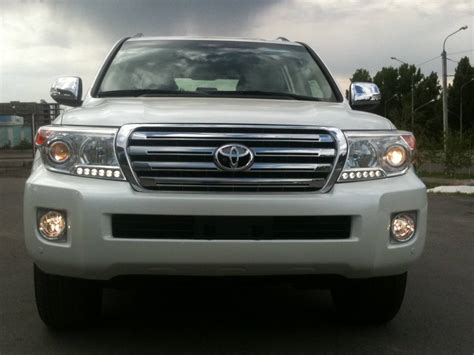 Toyota Land Cruiser 2012 2012 Toyota Land Cruiser For Sale 4000cc Gasoline