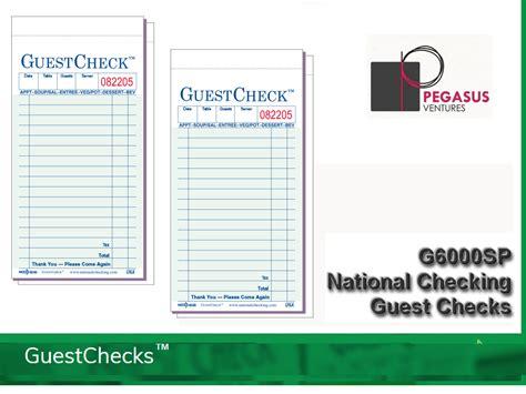 Copy Of Background Check G6000sp Medium Green Duplicate Requiring Carbon Copy National Checking Restaurant